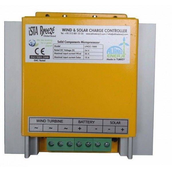 24V 1000W +Solar pv Hybrid Charge Controller